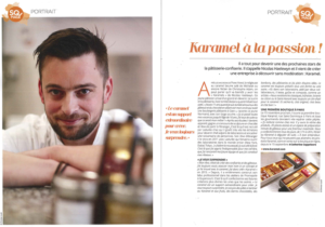 Karamel à la passion !