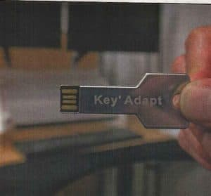 Permettre aux personnes n'ayant qu'une main valide d'utiliser un clavier