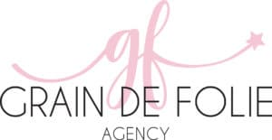 Logo Grain de folie