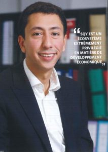 SQY BOOSTE LA CREATION D'ENTREPRISES